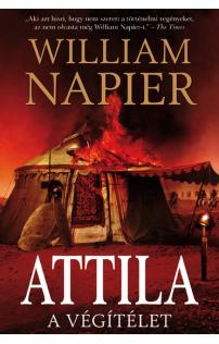 William Napier: Attila - A végítélet