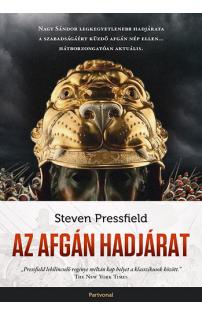 Steven Pressfield: Az afgán hadjárat