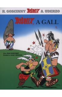 Asterix, a gall - Asterix képregények 1.