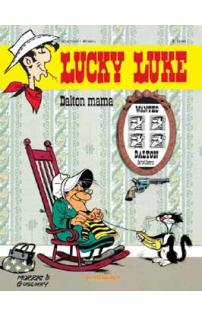 Dalton mama - Lucky Luke képregények 3.