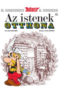 Az istenek otthona - Asterix képregények 17.