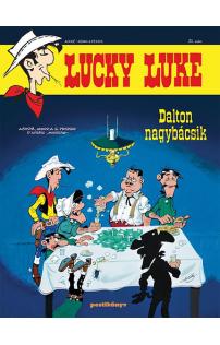 Dalton nagybácsik - Lucky Luke képregények 21.