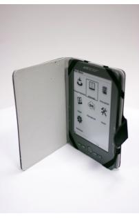 Alcor Myth LED e-könyv olvasó + fekete tok