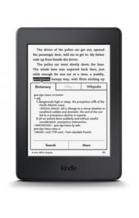 Amazon Kindle Paperwhite 2015 e-book olvasó (4GB)