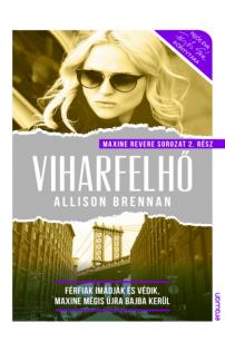 Allison Brennan: Viharfelhő
