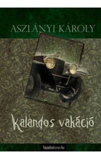 Aszlányi Károly: Kalandos vakáció, Az Északi-park felfedezése
