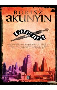 Borisz Akunyin: A fekete város