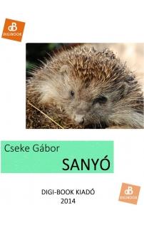 Cseke Gábor: Sanyó epub