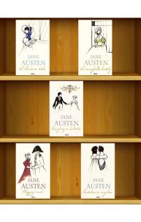 Jane Austen csomag