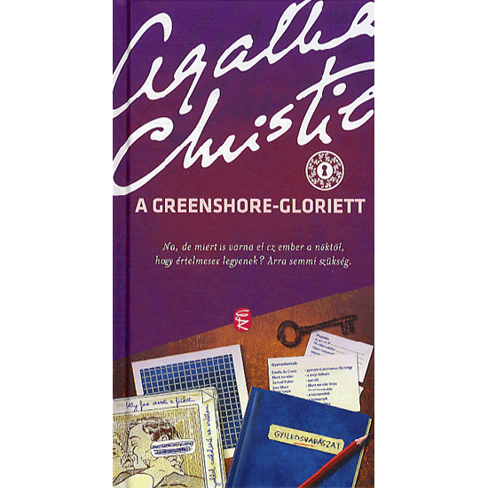 Agatha Christie: A Greenshore-gloriett